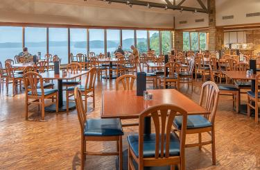 Lake Cumberland dining