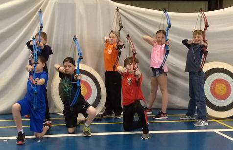 Youth Archery Lessons