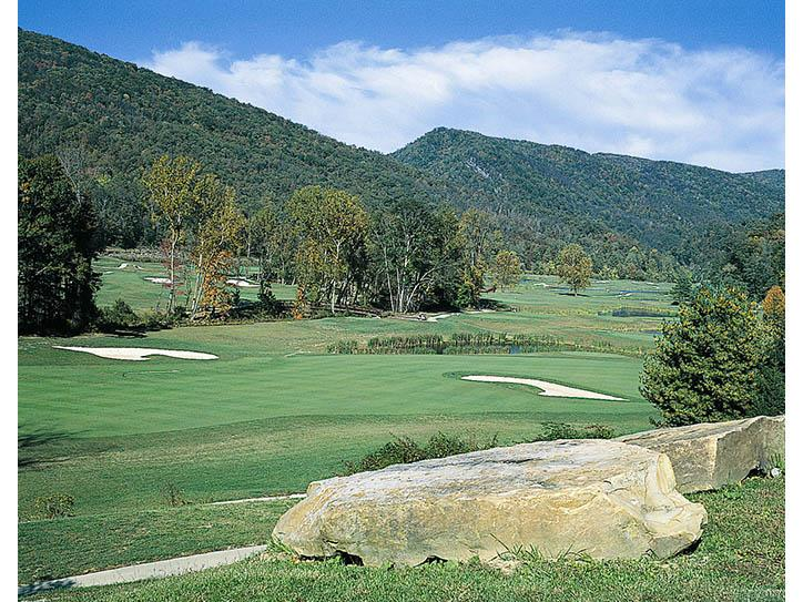 Wasioto Winds Golf Course at Pine Mountain   Ky Parks